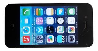 Apple iPhone 4s Tela Quebrada