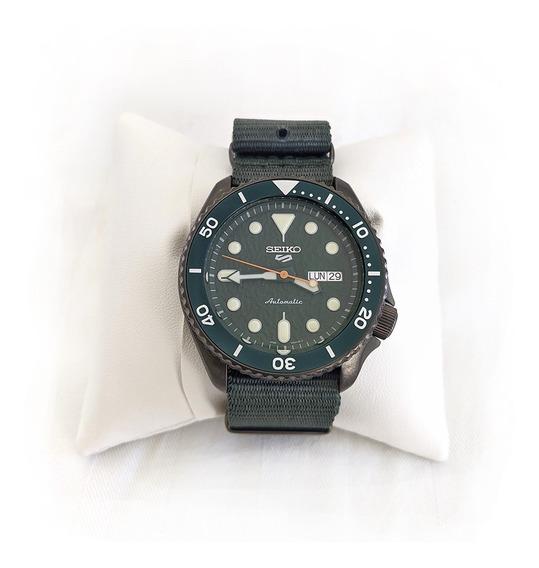 Reloj Automático Hombre Seiko 5 Sports Srpd77k1