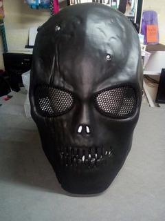 Mascara/ Careta Protectora Para Airsoft/ Gotcha