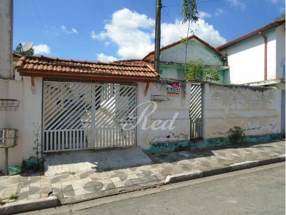 Casa - R. Angelo Bianconi - Jd. Realce - Suzano - Ca1069
