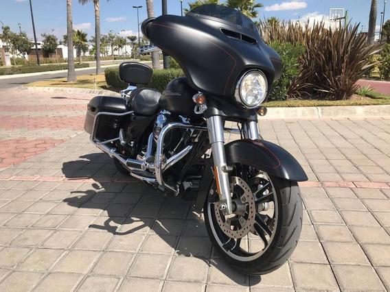 Harley Davidson Street Glide 2014 Special