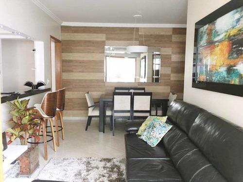 Imagem 1 de 19 de Apartamento Com 2 Dorms, Centro, São Vicente - R$ 420 Mil, Cod: 1106 - V1106