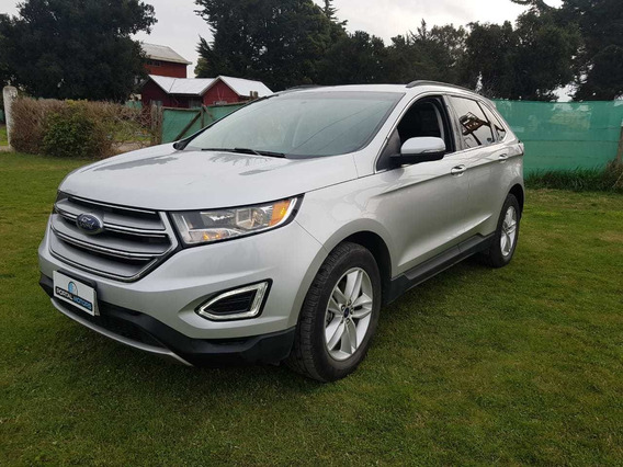 Ford Edge 2.0 Se Ecoboost 2017
