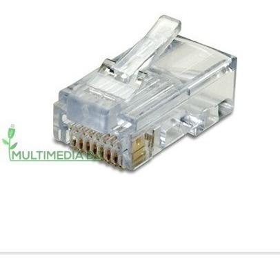 Conectores Rj45 (20 Unidades)
