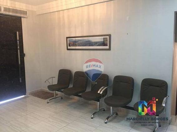 Sala Para Alugar, 34 M² Por R$ 2.086/mês - Bosque Da Saúde - Cuiabá/mt - Sa0119