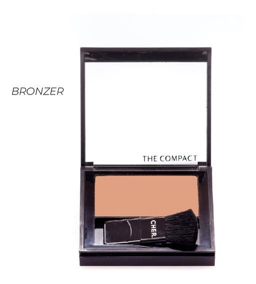 Polvo Compacto Bronceador Cher The Compact Bronzer