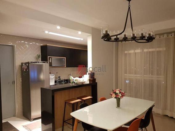 Apartamento À Venda, 85 M² Por R$ 490.000,00 - Jardim Urano - São José Do Rio Preto/sp - Ap2153