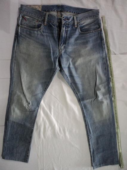 Polo Ralph Lauren Pantalon Original Talla 33