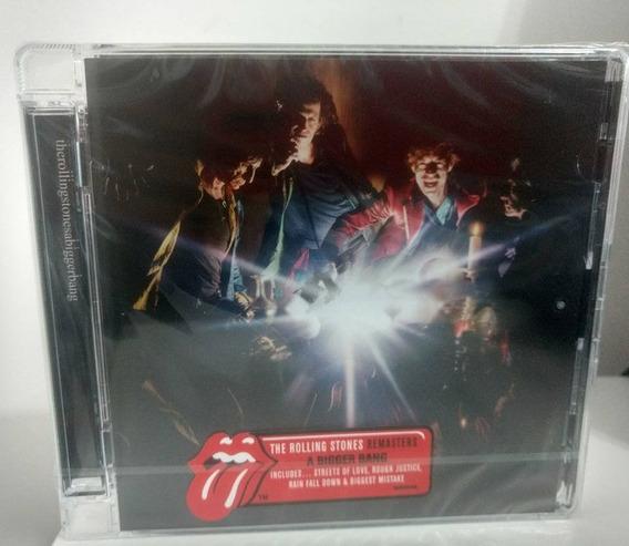 Rolling Stones - A Bigger Bang (cd Importado)