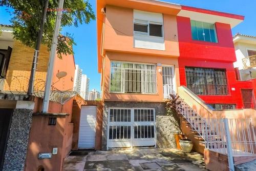 Imagem 1 de 24 de Casa Para Venda, 3 Dormitórios, Jardim Da Glória - São Paulo - 2044