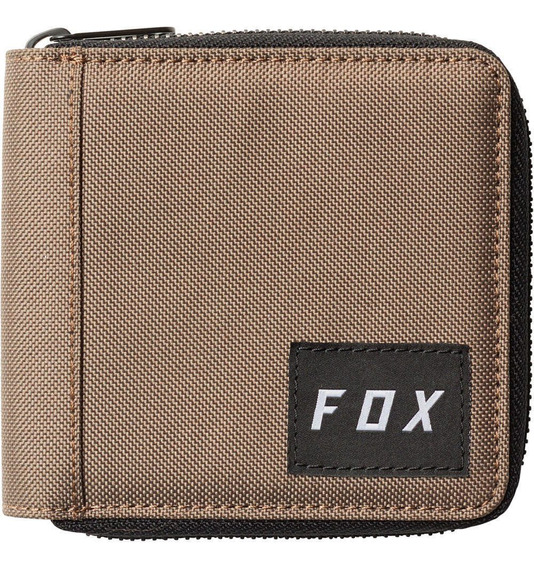 Billetera Lifestyle Machinist Café Fox