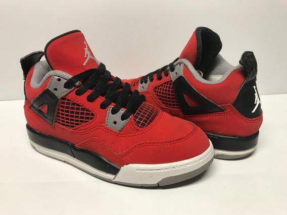 Nike Air Jordan 4 Retro (ps) Toro Bravo Release 2013 Good
