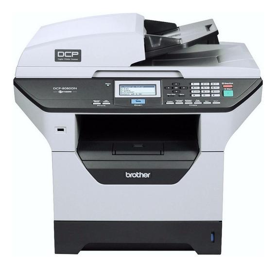 Impressora Brother Multifuncional Dcp 8085 110v
