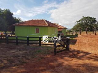 Fazenda À Venda, 6340000 M² Por R$ 7.500.000 - Zona Rural - Cassilândia/ms - Fa0004