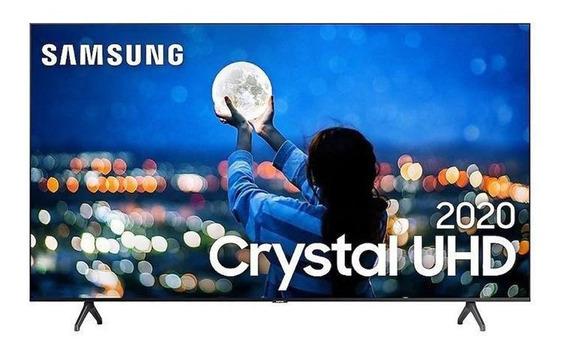 Smart Tv Samsung 55 Polegadas Uhd Crystal 4k Un55tu7000gxzd