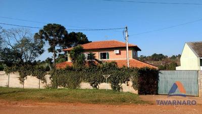 Chácara Residencial À Venda, Uvaranas, Ponta Grossa. - Ch0005