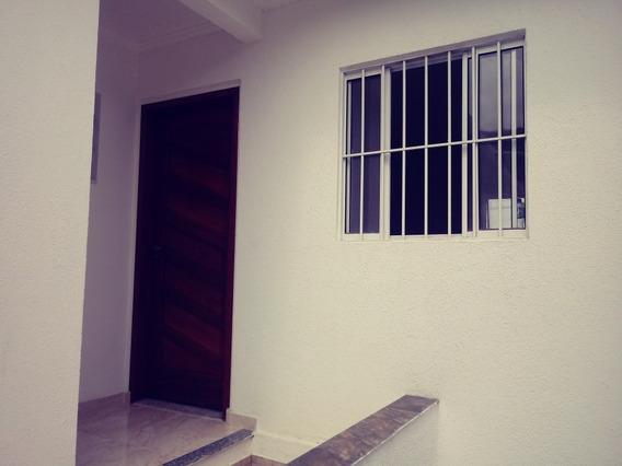 Casa Nova Com 2 Quartos Sendo Una Suíte