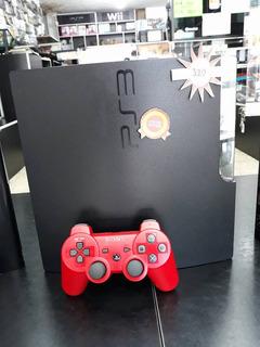 Play Station 3 Con Chip + 8 Juegos Digitales + Garantia