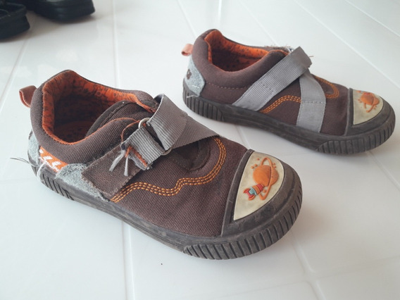 Zapatos Gomosos Talla 25