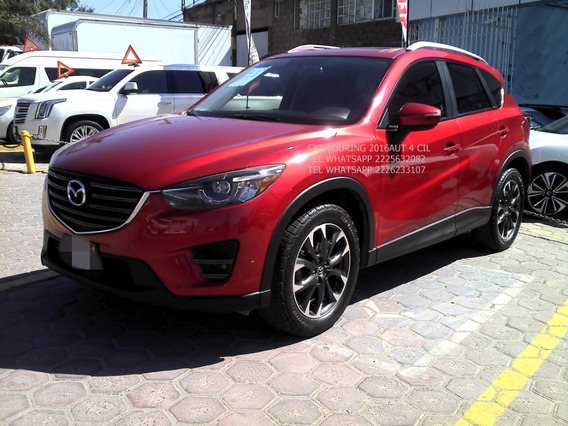 Mazda Cx5 Grand Touring 2016 Aut 2.5 Lts Eng $ 57,000