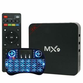 Aparelho Para Transforma Tv Comum Em Smart+ Teclado Luminoso