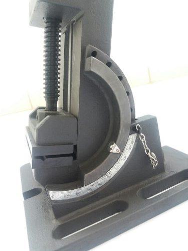 Imagem 1 de 5 de Morsa Inclinavel Angular 3 Pol - 75mm - F000252 Nf  Ipiranga