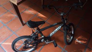 Bicicleta Bmx Para Niños - Usada
