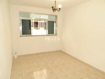 Santos Pompéia Prédio 3 Andares2 Dormitórios 1 Vg Garagem - A397534