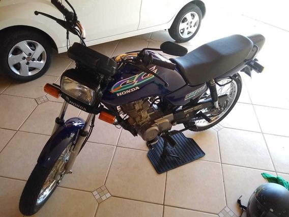 Honda Cg125 Titan