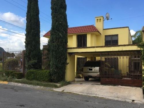 Casa En Residencial Anáhuac Sector 1, San Nicolás De Los Garza