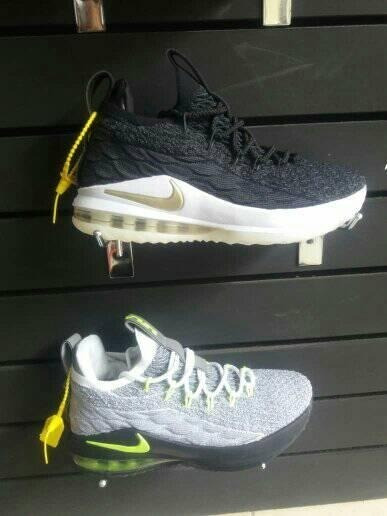 Zapatos Caballeros Nike Lebron 15 Low
