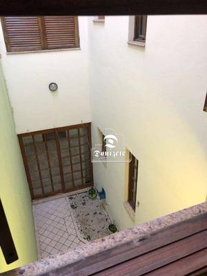 Sobrado Com 4 Dormitórios Para Alugar, 278 M² Por R$ 2.200/mês - Jardim Las Vegas - Santo André/sp - So2304