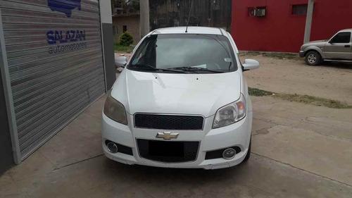 Chevrolet Aveo 1.6 Lt G3 2012