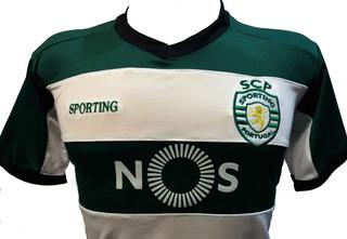 Camisa Sporting De Portugal