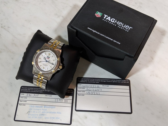 Tag Heuer Professional Swiss Made 200 Meters