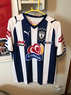 Camisa Time Futebol Puma Patchuca Mexico Importada Original