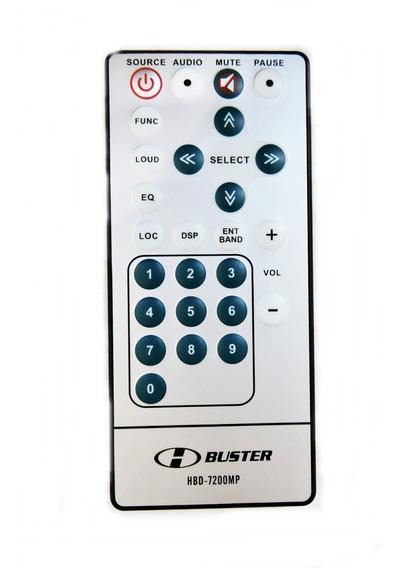 Controle H Buster Hbd 7200mp - Original Novo