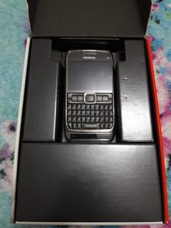 Celular Nokia E71 Na Caixa - Sem Bateria