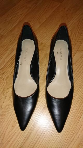 Zapatos Mujer Stiletto Negros