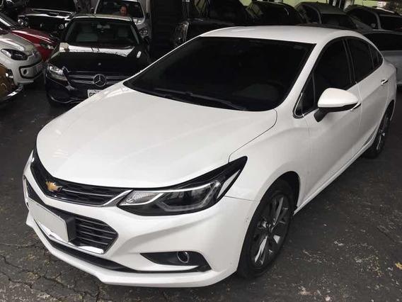Chevrolet Cruze Ltz 1.4 Turbo Flex 2017 Branco Top De Linha