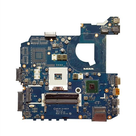 Placa Mãe Asus A45v La-8221p S/video Nova Nfe Core I3 I5 I7