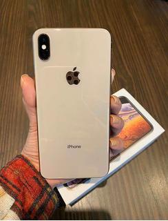 iPhone XS Max - 256 Gb - Um Ano De Uso! Tela Trincada