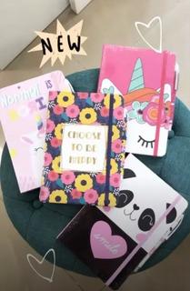 Cuaderno + Pluma De Niña