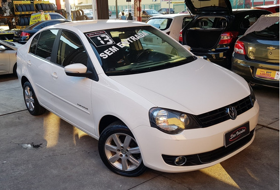 Polo Sedan 1.6 Comfortline Imotion 2013