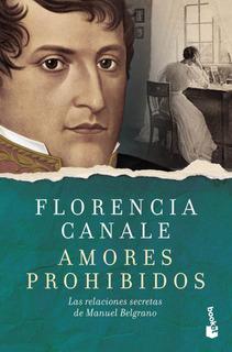 Amores Prohibidos De Florencia Canale- Booket