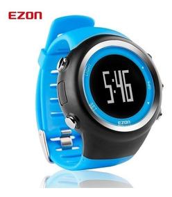 Relógio Com Gps T031 Ezon A Pronta Entrega Original Promoção