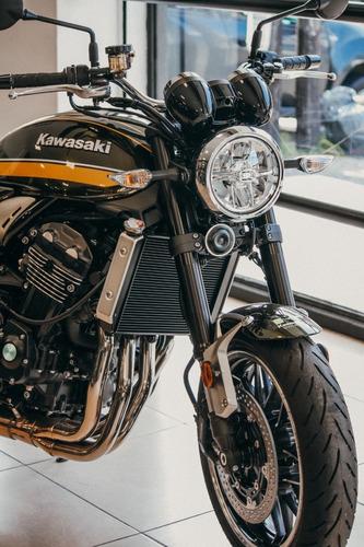Imagen 1 de 15 de Kawasaki Z900 Rs 2021 0km No Bmw Nine T Ducati Scrambler
