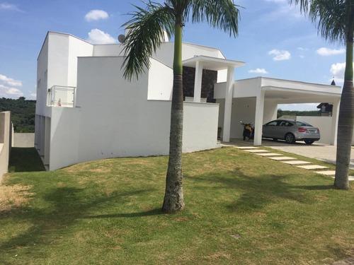 Imagem 1 de 12 de Casa À Venda, 4 Quartos, 4 Suítes, Condomínio Vivendas Do Lago - Sorocaba/sp - 5394