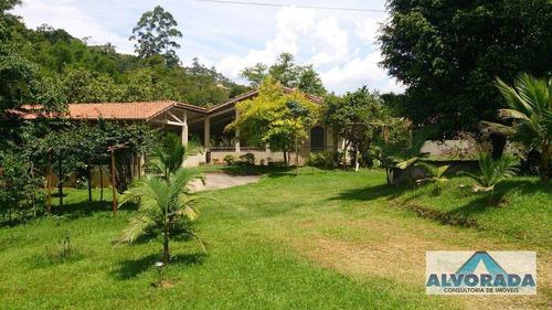 Imagem 1 de 7 de Chácara Residencial À Venda, Altos Do Caetê, São José Dos Campos. - Ch0050