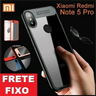 Frete Grátis Capa Case Xiaomi Redmi Note 5 Pro Auto Focus